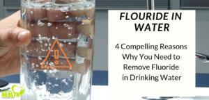 flouride in water